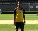 Fora da temporada, Wescley critica gramado do Barão após lesão