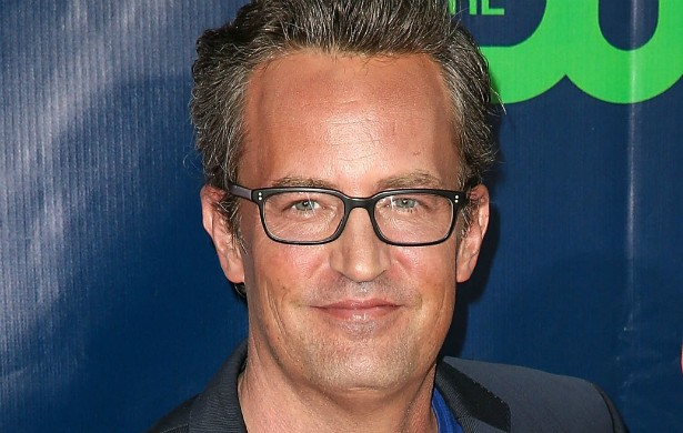 Matthew Perry, astro de 'Friends' (1994-2004), de 45 anos, também nunca quis saber de se casar. (Foto: Getty Images)