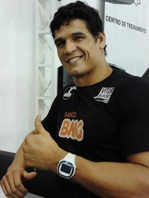Cezar Mutante  Silas MMA (Foto: Ivan Raupp / Globoesporte.com)