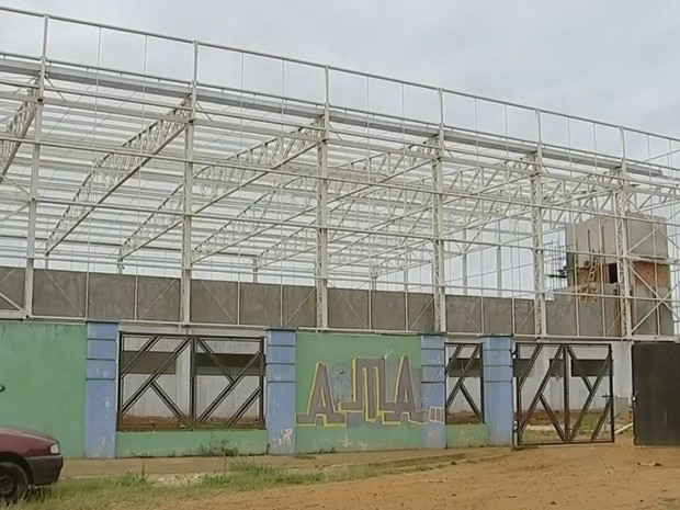 183deb033 Investimento para a construção do Centro foi de mais de R  4 milhões (Foto