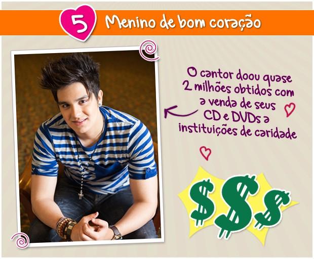 Luan Santana (Foto: Revista QUEM)