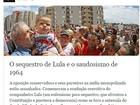 Presidente do PT chama condução coercitiva de Lula de 'sequestro'
