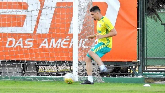 Moisés Palmeiras (Foto: Tossiro Neto)