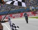 """Em prova repleta de quedas, """"zebra"""" Jack Miller vence primeira na MotoGP"""