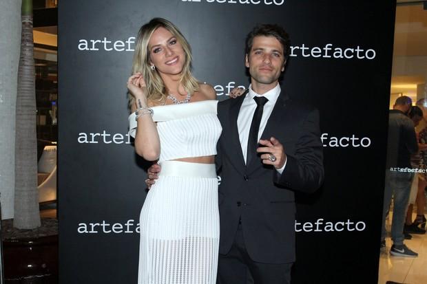 Bruno e Giovanna (Foto: Agnews)