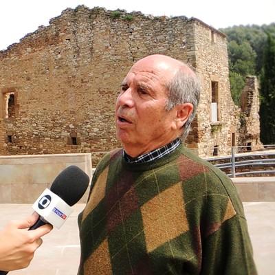 Valenti Guardiola - pai de Guardiola (Foto: Cassio Barco)