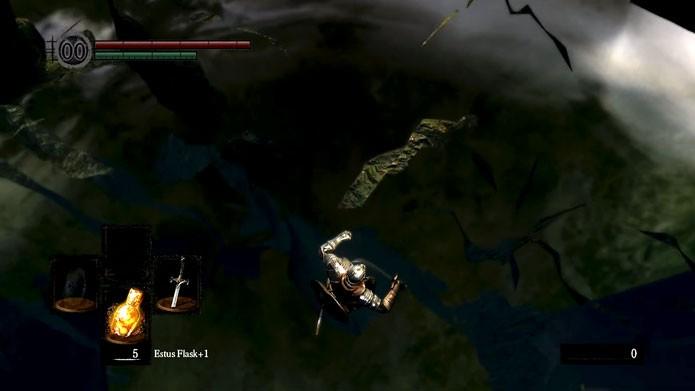 Confira alguns dos bugs mais bizarros e engraçados da série Dark Souls (Foto: Reprodução/Youtube)