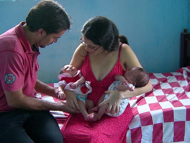 O frentista Edson Miguel defende mais estudos para entender melhor os casos de microcefalia (Foto: Reprodução / TV Globo)