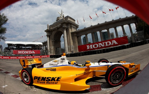 helio castroneves fórmula indy (Foto: Getty Images)