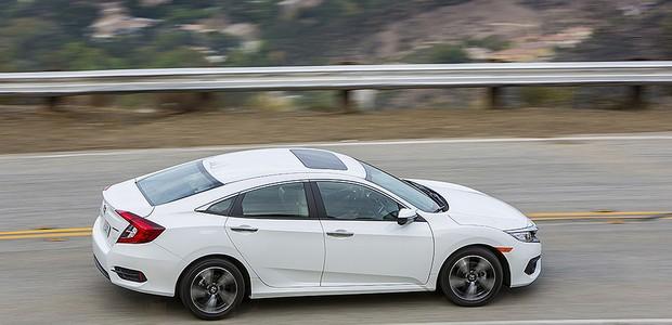 Novo Honda Civic (Foto: Honda)