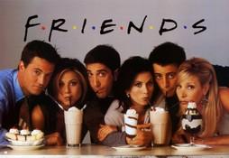 (Foto: Dez anos depois, onde estariam os 'Friends'? / Foto: Reprodução)