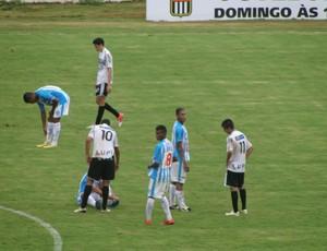 Comercial x Paysandu, Copa SP (Foto: João Fagiolo / Globoesporte.com)