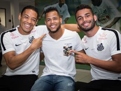 Ricardo Oliveira Santos (Foto: Ricardo Saibun / Santos FC)