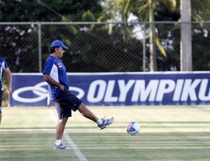Marcelo Oliveira, técnico do Cruzeiro (Foto: Washington Alves / Vipcomm)