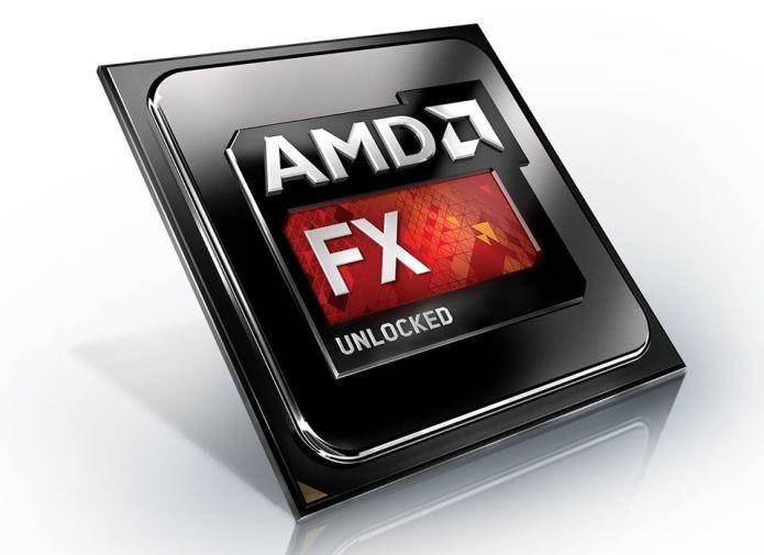 Série FX é um segmento mais robusto da AMD (Foto: Divulgação)