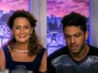 'BBB 17': Filha de Ieda fala de saída de Luiz Felipe e detona Emilly e Roberta