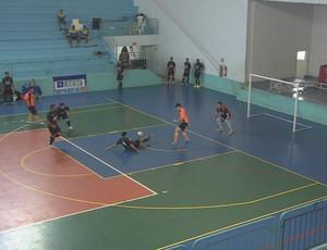 Copa São Lucas de Futsal, em Porto Velho (Foto: Reprodução/ TV Rondônia)