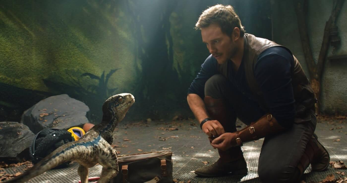 Cena de 'Jurassic World: Reino Ameaçado' (Foto: Divulgação)