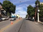 Avenida Paraná receberá sinalização na próxima semana em Divinópolis