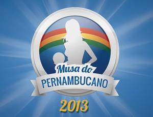 musa pernambucano 2013 (Foto: Reprodução / TV Globo)