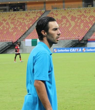 Felipe França (Foto: Gabriel Mansur)