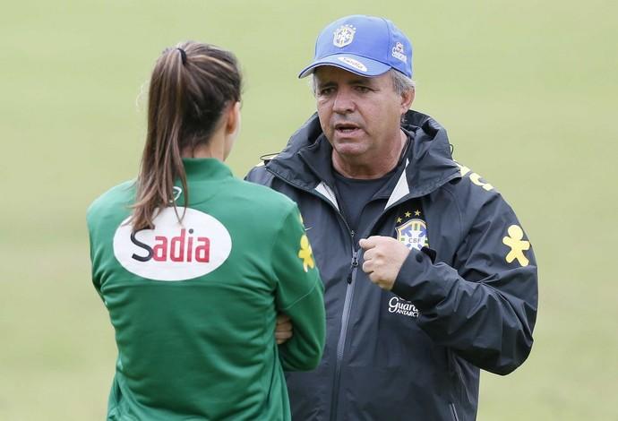 Vadão técnico seleção brasileira feminina (Foto: Rafael Ribeiro / CBF)