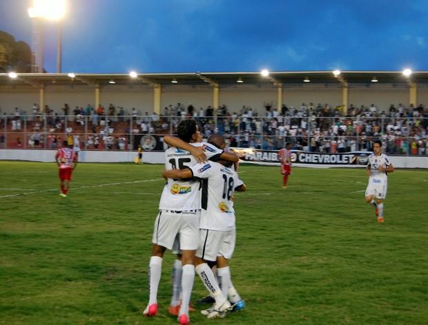 Auto Esporte 0 x 4 Treze, no Estádio da Graça (Pela 5ª rodada do Campeonato Paraibano) (Foto: Richardson Gray / Globoesporte.com/pb)