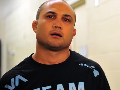 UFC Bj penn (Foto: Agência Getty Images)