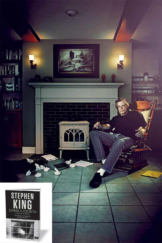 Stephen King: O mestre do terror pauleira