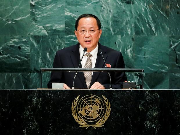 Na ONU, Coreia do Norte defende direito a ter armas nucleares