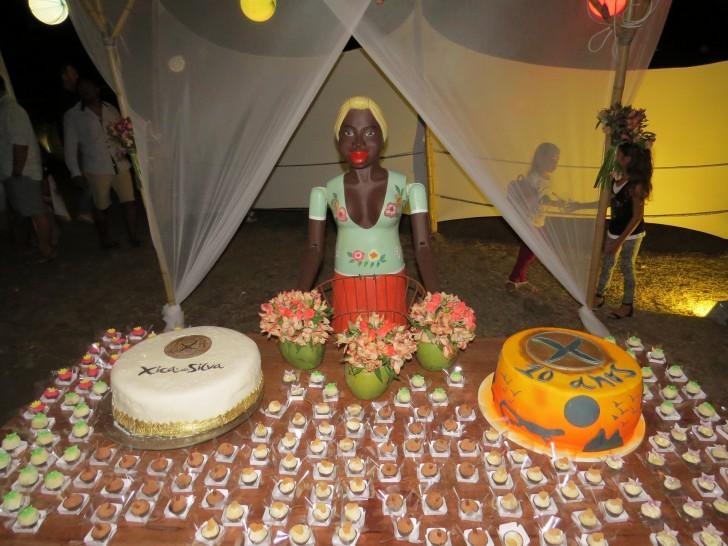 Xica da Silva festa