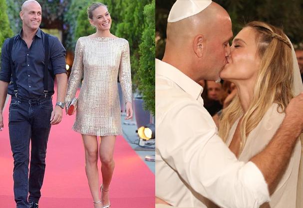 Bar está casada com o milionário Adi Ezra desde setembro de 2015 (Foto: Reprodução/ Instagram)