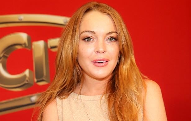 Lindsay Lohan nega até hoje, mas há quem jure que é ela que aparece num vídeo de 47 segundos fazendo sexo. Ela teria produzido um filme pornô amador e tentado vendê-lo quando estava precisada de grana. (Foto: Getty Images)