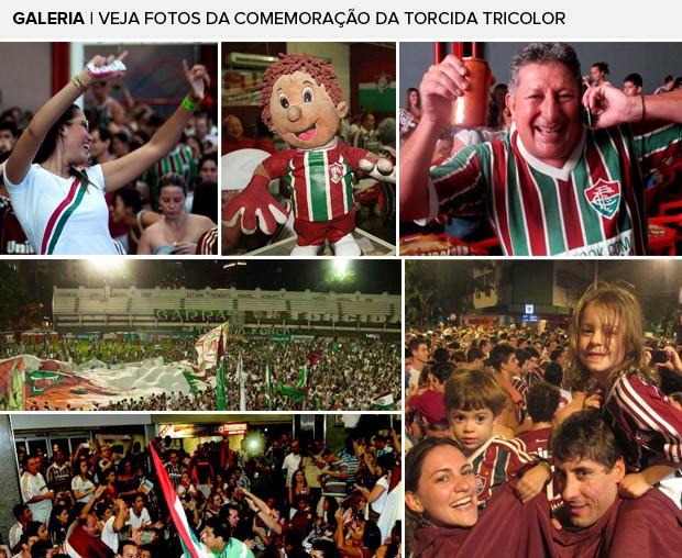 ecd5aaeb93715 Multidão tricolor lota gramado das Laranjeiras à espera dos campeões ...