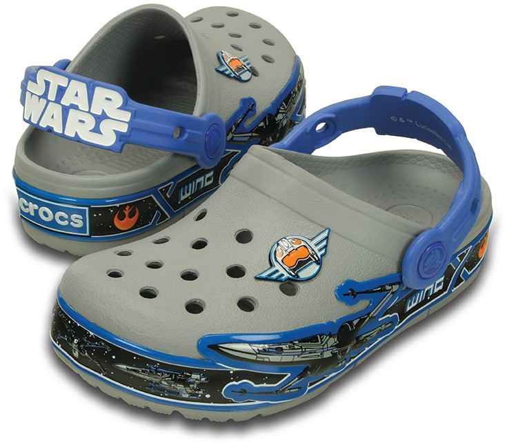 Crocs de Star Wars (Foto: Divulgação/Crocs)