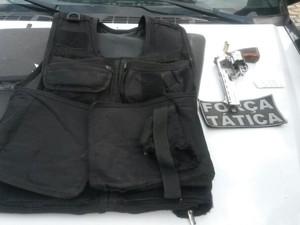 Material apreendido com Rivotril foi encaminhado para a 4ª DP, em Natal (Foto: Divulgação/Polícia Militar do RN)