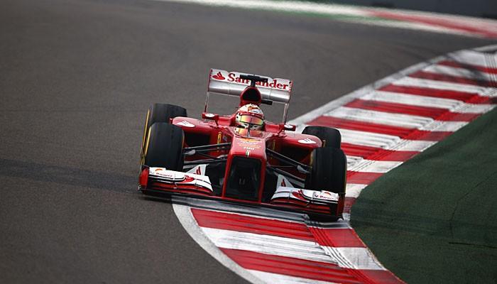 Fernando Alonso GP da Índia