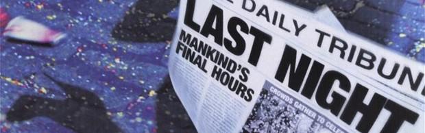 Cartaz de 'A última noite' (Foto: Divulgação)