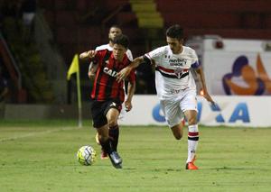 Sport x São Paulo sub-20 (Foto: Williams Aguiar/Sport Club do Recife)