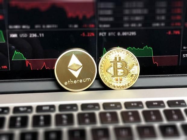bitcoin, ethereum, criptomoedas (Foto: Pexels)