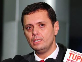 O deputado Claudio Puty (PT-PA), presidente da CPI do Trabalho Escravo (Foto: Gustavo Lima/Câmara dos Deputados)