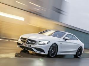 Mercedes-AMG S63 (Foto: Divulgação)