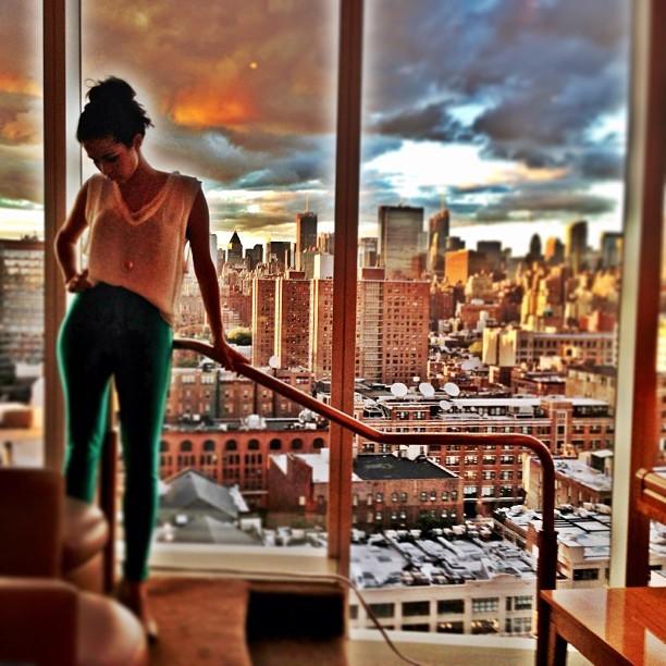 Nanda Costa em Nova York (Foto: Instagram/ Reprodução)