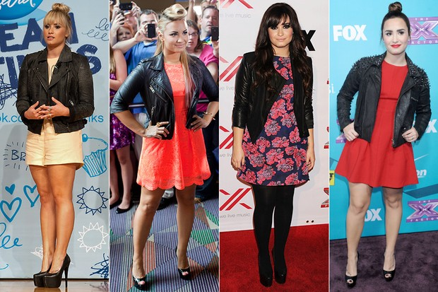 ESTILO - Demi Lovato (Foto: Getty Images)