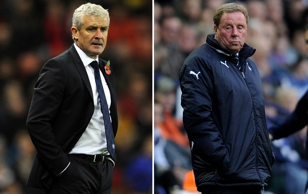 harryred knapp mark hughes Queens Park Rangers (Foto: Getty Images)