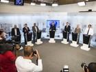 Candidatos confrontam propostas para o governo de AL em debate