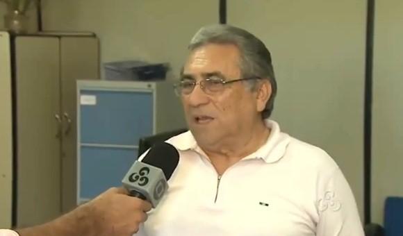 O diretor do Sest/Senat explicou as novas regras da profissão  (Foto: Bom Dia Amazônia)