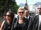 Antônia Fontenelle anuncia missa de sétimo dia de Marcos Paulo