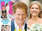 Príncipe Harry voltou a sair com a ex, Chelsy Davy, diz revista