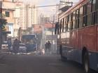 Ônibus não entram em Santa Cruz e final de linha é transferido ao Itaigara